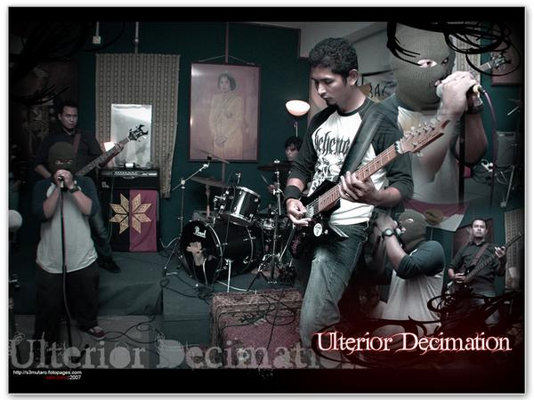 Ulterior Decimation - Photo