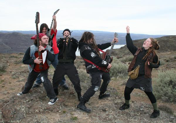 Appalachian Terror Unit - Photo