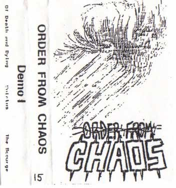 Order from Chaos - Demo 1