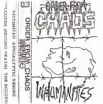 Order from Chaos - Inhumanities