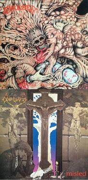 Acid Death / Avulsed - Misled / Deformed Beyond Belief