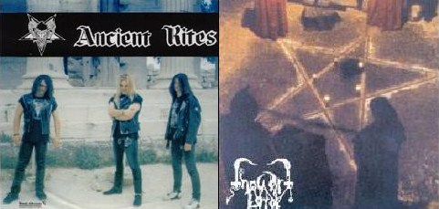 Ancient Rites / Thou Art Lord - Thou Art Lord / Ancient Rites