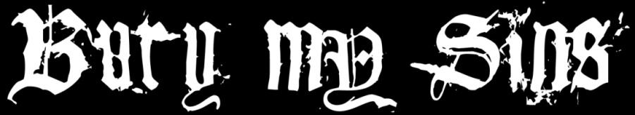 Bury My Sins - Logo