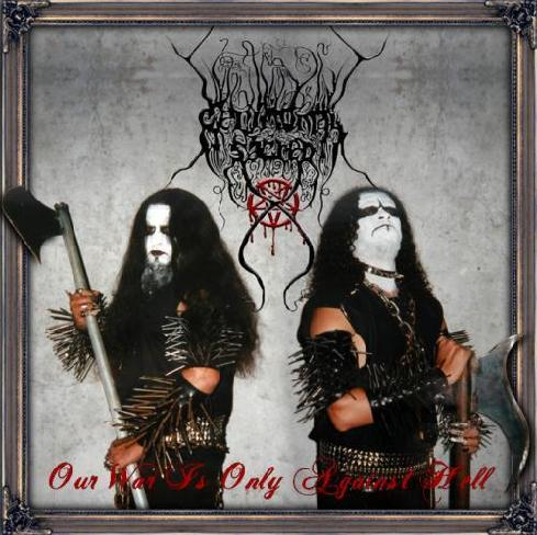 Cerimonial Sacred - Our War Is Only Against Hell