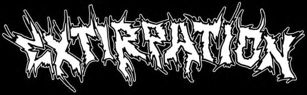Extirpation - Logo