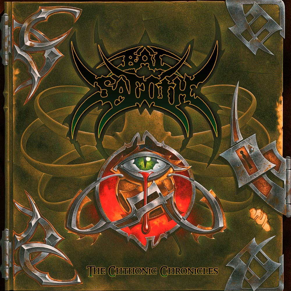 Bal-Sagoth - The Chthonic Chronicles