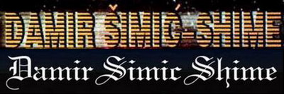 Damir Simic Shime - Logo