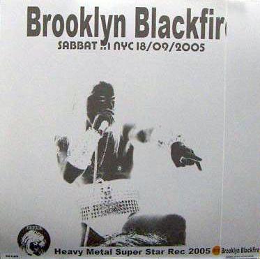 Sabbat - Brooklyn Blackfire