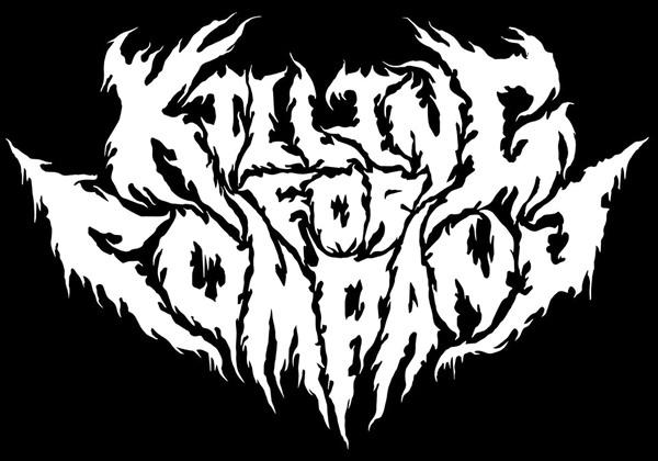 Killing for Company - Logo