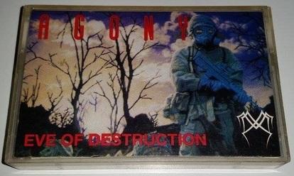 Agony - Eve of Destruction