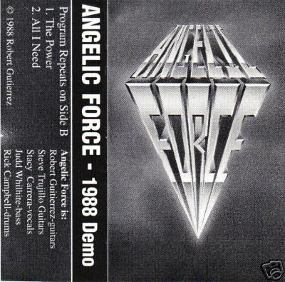Angelic Force - 1988 Demo