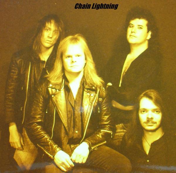 Chain Lightning - Photo