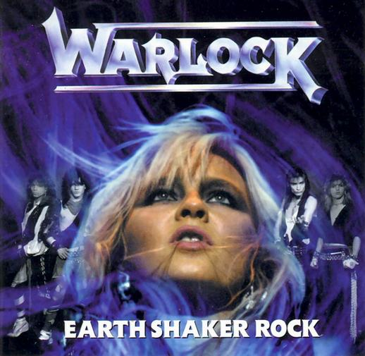 Warlock - Earthshaker Rock