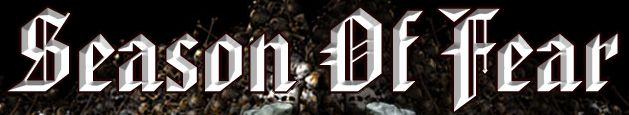 Season of Fear - Logo