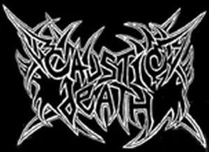 Caustic Death - Logo