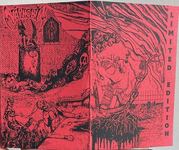 Naphobia - Mortality Confines