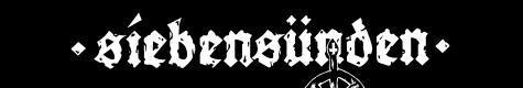 Siebensünden - Logo