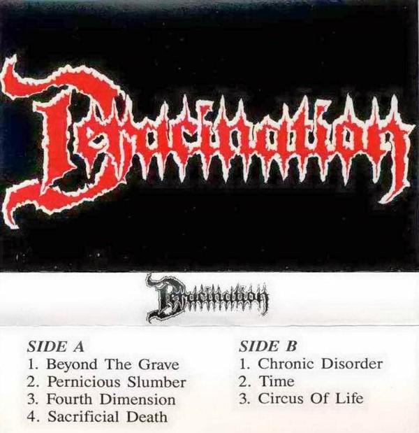 Deracination - Deracination