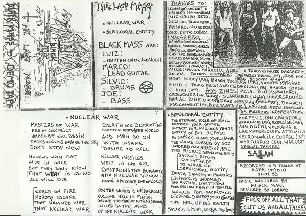 Black Mass - The Last Mass