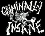 Criminally Insane - Logo