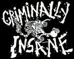 Criminally Insane - Logo