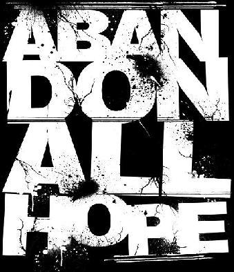 Abandon All Hope - Logo