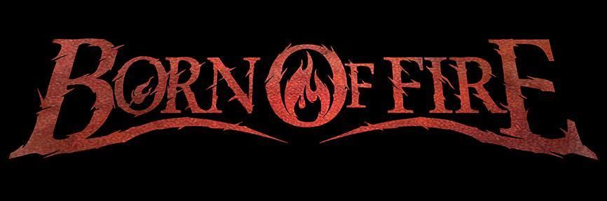 Born of Fire - Logo