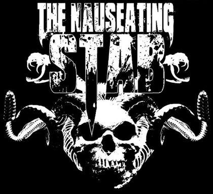 The Nauseating Stab - Logo