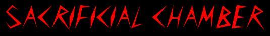 Sacrificial Chamber - Logo