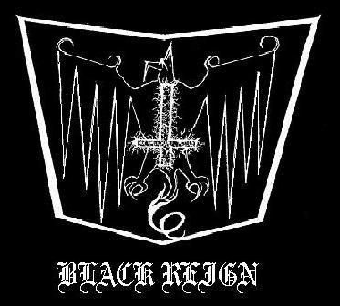 Black Reign - Logo