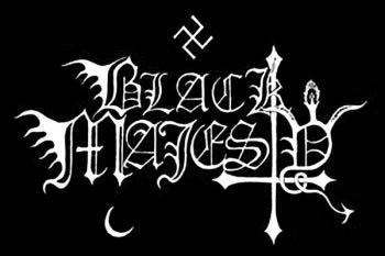 Black Majesty - Logo
