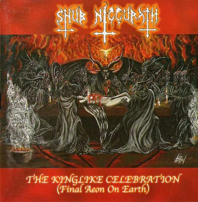 Shub Niggurath - The Kinglike Celebration (Final Aeon on Earth)