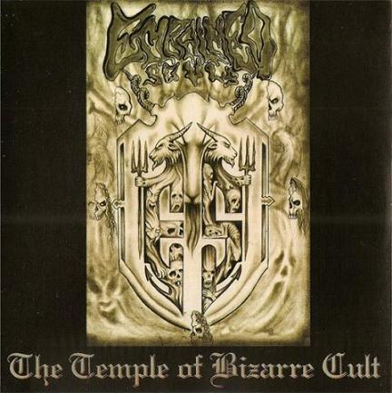 Embalmed Souls - The Temple of Bizarre Cult