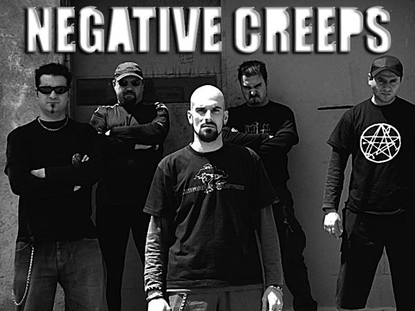 Negative Creeps - Photo