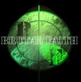 Brutal Faith - Logo