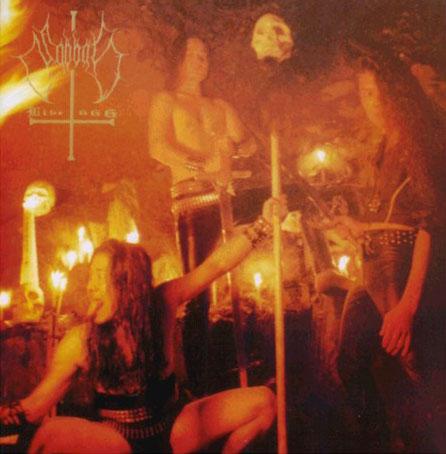 Sabbat - Live 666 - Japanese Harmageddon