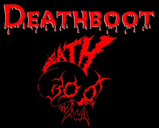 Deathboot - Logo