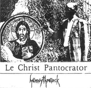 Hëmsythreïxck - Le Christ Pantocrator