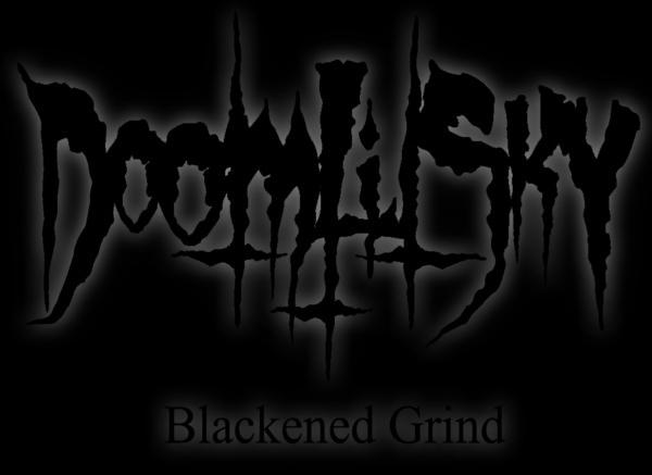 Doom Lit Sky - Logo