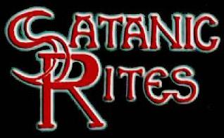 Satanic Rites - Logo