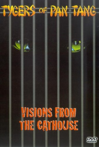 Tygers of Pan Tang - Vision from the Cathouse