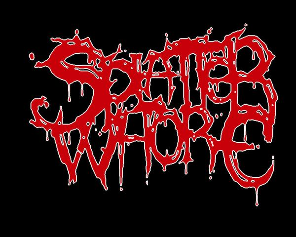 Splatter Whore - Logo