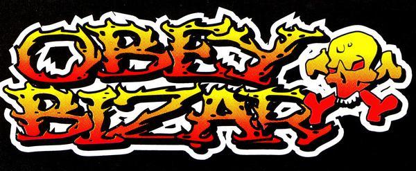 Obey Bizar - Logo