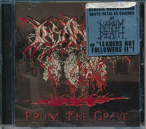 Insanity - From the Grave