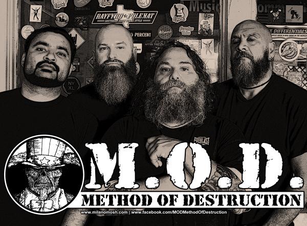 M.O.D. - Photo