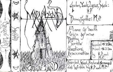Mornaland - Origin Land