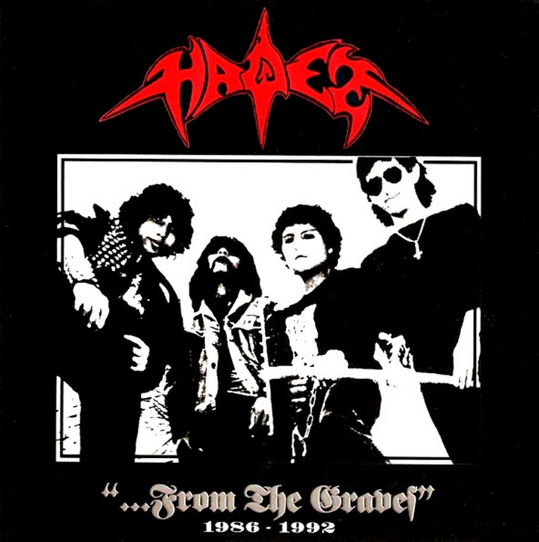 Hadez - ...from the Graves