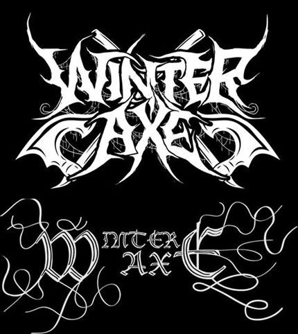 Winter Axe - Logo