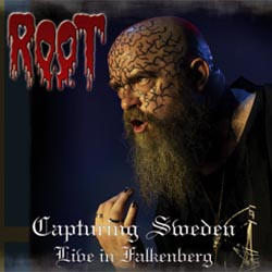 Capturing Sweden - Live in Falkenberg cover (Click to see larger  picture)