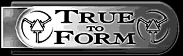 True to Form - Logo